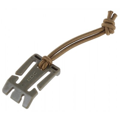 EDCGEAR String Fixation Clip Bungee Cord Gathering Hook