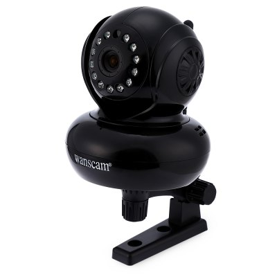 ФОТО Wanscam HW0021 P2P 1.0MP HD WiFi Wireless Indoor Security IP Camera with Night Vision