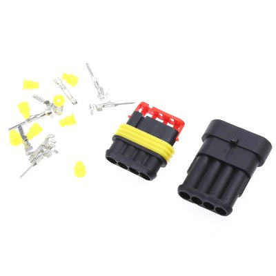 DJ7041 - 1.5 - 11 / 21 Water Resistant Car Electrical Wire Connector