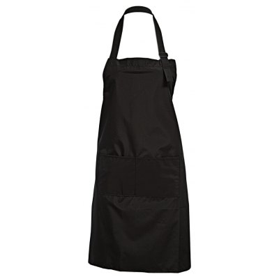 Hairdressing Halter Adjustable Polyester with Two Pockets Haircutting Apron