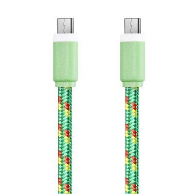 2M Type C to Type C USB 3.1 Type-C Sync Data Cable