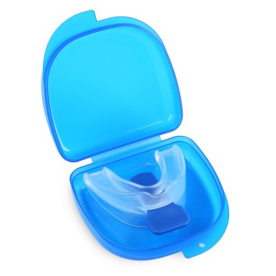Anti-snoring Bruxism Tray Sleeping Aid Mouthguard Utility Tooth Orthodontic Appliance