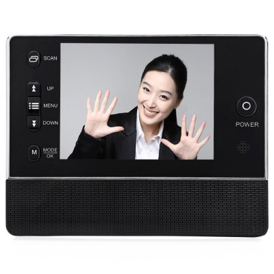 3.5 inch Doorbell Viewer with Camera