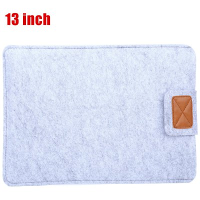 LSS Soft Felt Sleeve Protective Full Body Cover Bag for Apple MacBook Air / Pro