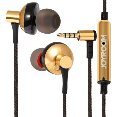 JOYROOM E108 3.5mm Plug Stereo Earphone