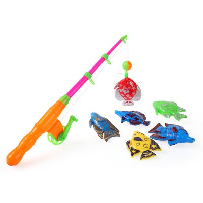 Going Fishing Game Magnetic Fish Toy