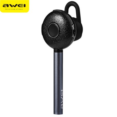 Awei A825BL Stereo Bluetooth 4.0 Wireless Noise Isolation Earphone