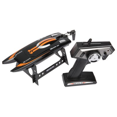 Shuang Ma 7014 2.4G 3CH Racing Boat with Display Rack RTR Version