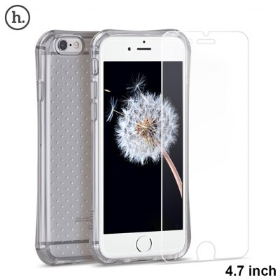 HOCO Armor Explosion-proof Phone Case with High Definition Screen Protector
