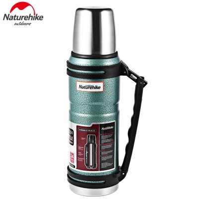 Naturehike 1L Stainless Steel Thermal Flask Insulated Double Vacuum Bottle Water Cup