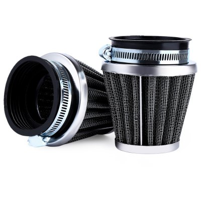 2pcs 54mm Motorcycle Air Filter