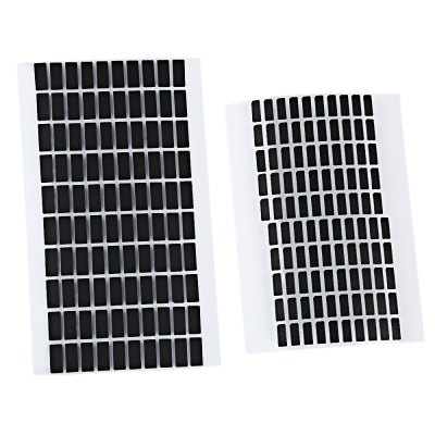 100 Pair Touch Flex Cable Foam with LCD Flex Cable Foam for iPhone 5C