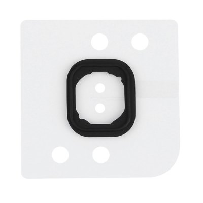 5Pcs / Set Home Button Holder Rubber for iPhone 6