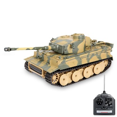 NO.782 Remote Model Control Tank Shooting Bullets Emulation Toy