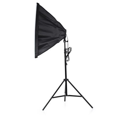 3-in-1 Photo Studio Kit 4 Lamp Holder  2m Light Stand 50 x 70cm Soft BoxPhotography Accessories<br>3-in-1 Photo Studio Kit 4 Lamp Holder  2m Light Stand 50 x 70cm Soft Box<br><br>Product weight: 1.000 kg<br>Package weight: 2.640 kg<br>Package Size(L x W x H): 70.00 x 20.00 x 18.00 cm / 27.56 x 7.87 x 7.09 inches<br>Package Contents: 1 x Light Stand, 1 x Soft Box, 1 x Socket Lamp Holder