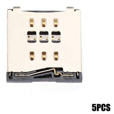 5Pcs SIM Card Holder Replacements for iPhone 6 Plus