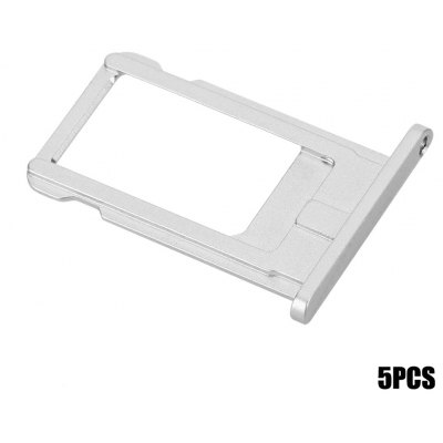 5Pcs SIM Card Tray Slot Replace Parts for iPhone 6 Plus