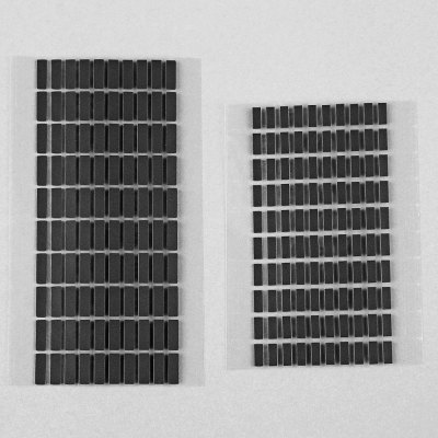 100 Pair Touch Flex Cable Foam with LCD Flex Cable Foam for iPhone 5