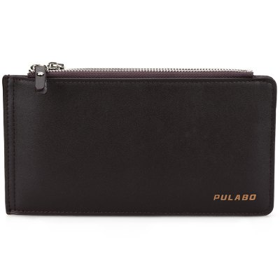Unisex Letter Embellishment Double Zipper Horizontal Thin WalletMens Wallets<br>Unisex Letter Embellishment Double Zipper Horizontal Thin Wallet<br><br>Wallets Type: Clutch Wallets<br>Gender: For Unisex<br>Style: Fashion<br>Closure Type: Zipper&amp;Hasp<br>Pattern Type: Solid<br>Main Material: Polyester<br>Hardness: Soft<br>Interior: Interior Slot Pocket<br>Embellishment: Letter<br>Height: 2cm / 0.786inch<br>Width: 10.5cm / 4.1265inch<br>Length(CM): 19.3cm / 7.5849inch<br>Weight: 0.115kg<br>Package Contents: 1 x Wallet