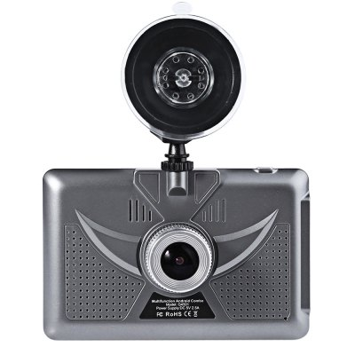 G4501 4.5 Inch Android GPS Navigation DVRCar DVR<br>G4501 4.5 Inch Android GPS Navigation DVR<br><br>Color: Black<br>Cores: Quad Core<br>Digital Media Format: MP3,MP4<br>Display size: 11,4.5<br>Max External Memory: 16G<br>OSD Language: Armenian,Chinese (Simplified),English,French,German<br>Placement: Car Console<br>Resolution: 854 x480 pixels<br>ROM: 4G,512MB<br>Special features: Bluetooth,Built-in GPS,FM Transmitter,MP3 Players<br>Product weight: 0.320 kg<br>Package weight: 0.460 kg<br>Product Size(L x W x H): 12.50 x 8.00 x 4.00 cm / 4.92 x 3.15 x 1.57 inches<br>Package Size(L x W x H): 20.00 x 16.00 x 6.00 cm / 7.87 x 6.3 x 2.36 inches<br>Package Contents: 1 x GPS Navigation DVR, 1 x Charger, 1 x USB Cable, 1 x Car Suction Cup, 1 x Switch Wiring, 1 x English Product Manual