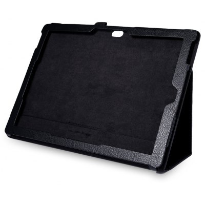 Leather Case Folding Stand Folio Cover for Microsoft Surface 3