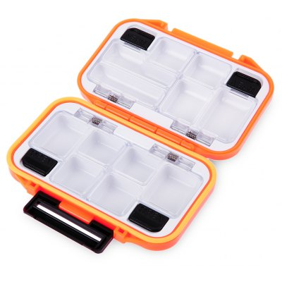 12 Compartments Storage Case Fishing Tackle Box