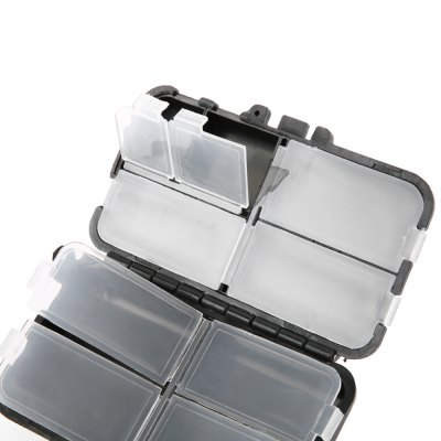 9 Compartments Fishing Tackle Boxes