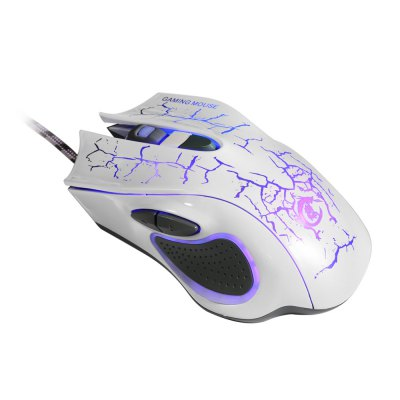 A888 6D USB Wired Optical Gaming Mouse