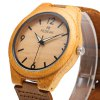 REDEAR SJ 1448 - 8 Wooden Female Quartz Watch deal