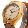 REDEAR SJ 1448 - 8 Wooden Male Quartz Watch deal