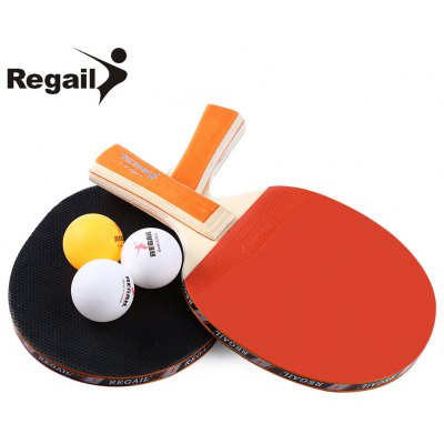 REGAIL A508 Table Tennis Racket Set