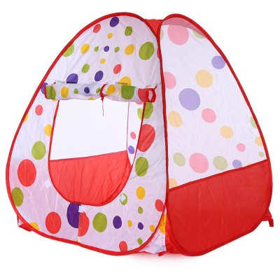 Kids Foldable Ocean Ball Game House Toy Tent