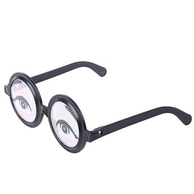Round Shaped Fancy Ball Eyeglasses Toy