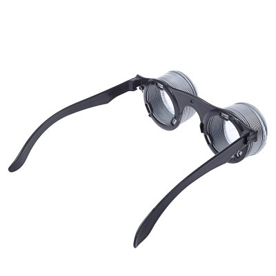 Drooping Spring Eye Ball Glasses Toy