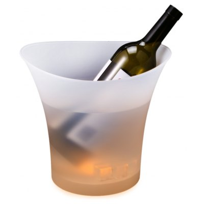 5L Colorful LED Ice Bucket