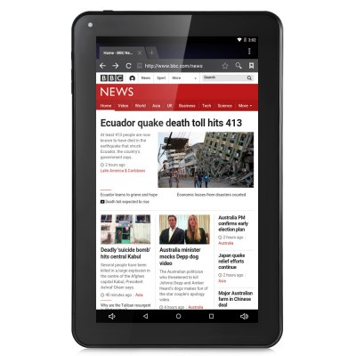 Q102A Android 5.1 Tablet PC
