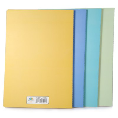 4pcs Colorful B5 Paper NotebookNotebooks &amp; Pads<br>4pcs Colorful B5 Paper Notebook<br><br>Product weight: 0.442 kg<br>Package weight: 0.463 kg<br>Package Size(L x W x H): 25.50 x 18.00 x 2.50 cm / 10.04 x 7.09 x 0.98 inches<br>Package Contents: 4 x Autumn Art Color B5 Paper Notebook