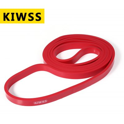 KIWSS 208CM Resistance Band Body Building Yoga Exercise Fitness Equipment