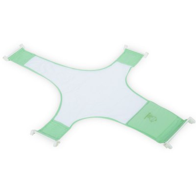 ФОТО Adjustable Bathing Bathtub Seat Baby Bath Net Security Seat