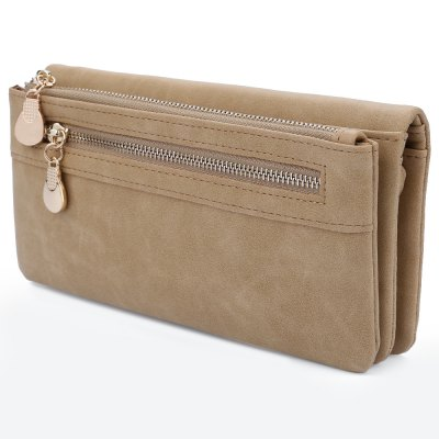 Horizontal Clutch Waist Wallet