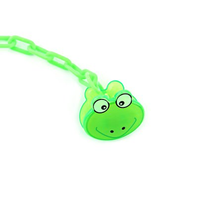 Anti-dropping Babies Pacifier Clip with ChainBaby Gear<br>Anti-dropping Babies Pacifier Clip with Chain<br><br>Suitable Age: Less than 3 years old<br>Packaging: Single loaded<br>Material: Polypropylene<br>Product weight: 0.007 kg<br>Package weight: 0.033 kg<br>Product Size(L x W x H): 26.50 x 3.00 x 2.00 cm / 10.43 x 1.18 x 0.79 inches<br>Package Size ( L x W x H ): 18.00 x 12.00 x 2.50 cm / 7.09 x 4.72 x 0.98 inches<br>Package Contents: 1 x Pacifier Clip with Chain