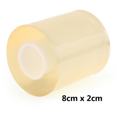 8CM x 2CM Protective Film Tape for Watch