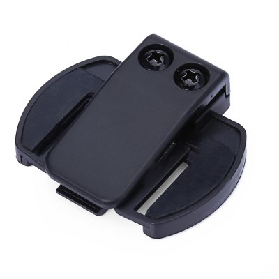 V6 Clip Bracket for Motorcycle Helmet Intercom