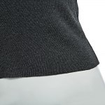 Sexy Round Collar Suspender Low-cut Belt Bind Thread Pure Color Knit Women Tank Top photo
