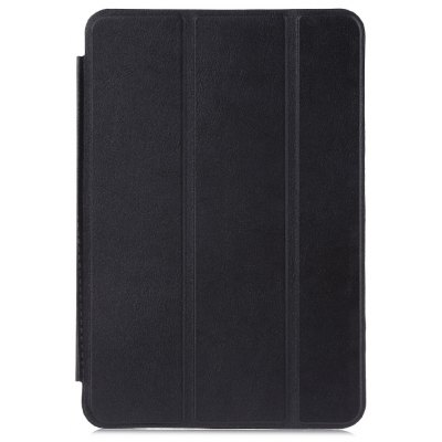 PU Leather PC Back Cover Case for iPad Mini 4