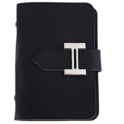 Vertical Multi Card Slot Wallet