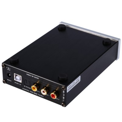 цены  SMSL  DAC Coaxial Optical Port Decoder with USB Input