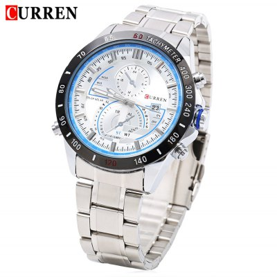 CURREN 8149 Men Quartz Watch