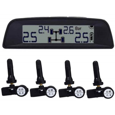 TPMS - 03N TPMS Solar Power Tire Pressure Monitoring System