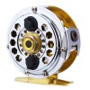 cheap BF600 Portable Aluminum Fishing Reel